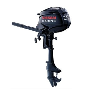2015 NISSAN 2.5 HP NSF2.5B1 OUTBOARD MOTOR