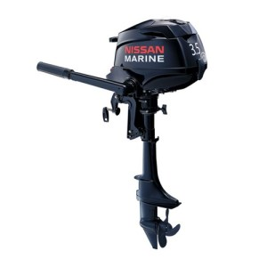 2015 NISSAN 3.5 HP NSF3.5B2 OUTBOARD MOTOR