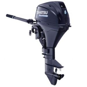 2017 Tohatsu 8 HP MFS8BS Outboard Motor