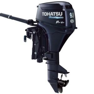 2017 Tohatsu 9.8 HP MFS9.8A3EFTL Outboard Motor