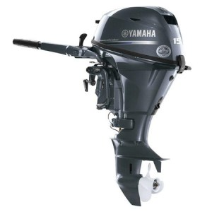 2017 Yamaha F15 LMHA Outboard Motor