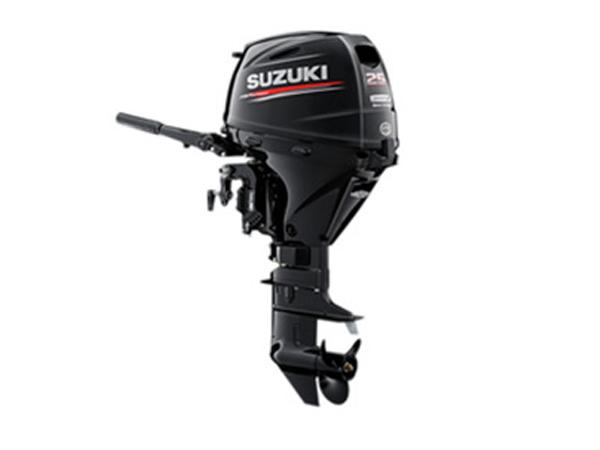 2018 Suzuki Marine 25 HP DF25AS EFI Outboard Motor