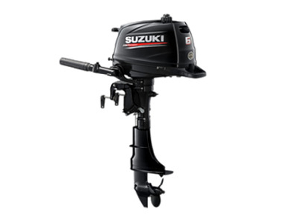 2018 Suzuki Marine 6 HP DF6AL Outboard Motor