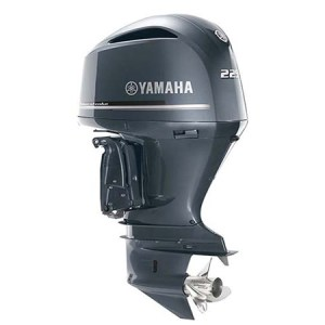 2018 Yamaha F225NCA Offshore 4.2L V6 F225XCA Outboard Motor