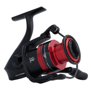 ABU BLACK MAX SPIN REEL (MEDIUM SIZES)