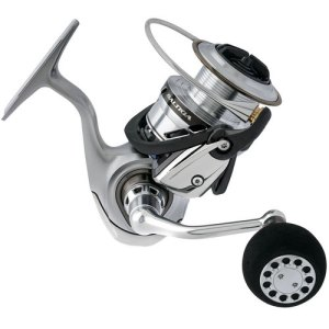 DAIWA SALTIGA BJ FISHING REEL