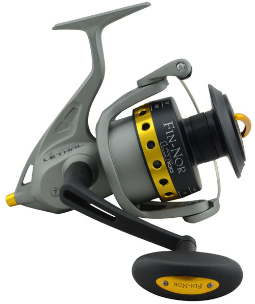FIN-NOR LETHAL FISHING REEL - LETHAL 100