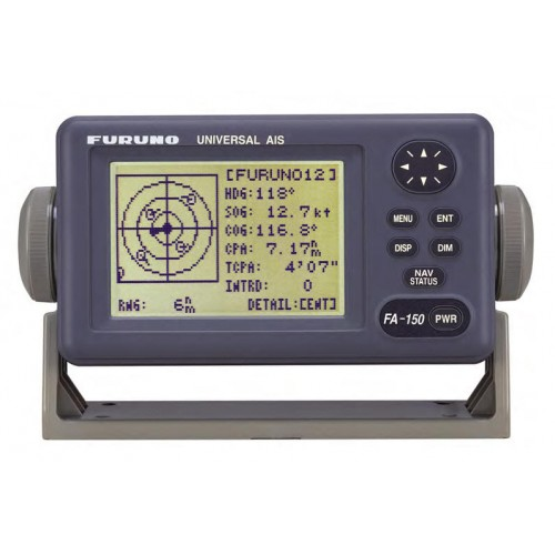 FURUNO AIS TRANSPONDER WITH DISPLAY- CLASS A