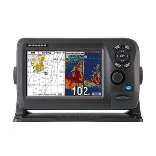 "FURUNO GP1870F 7"" COLOR GPS CHARTPLOTTER/FISH FINDER COMBO"