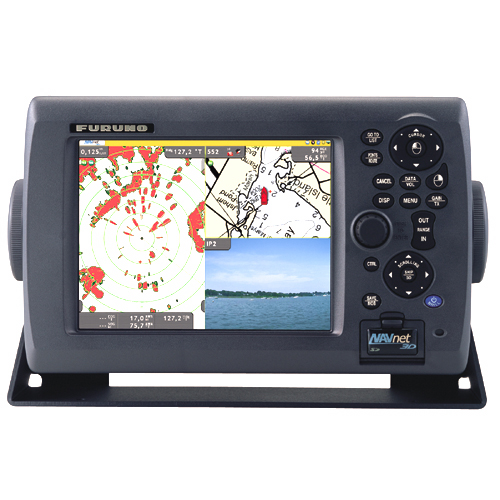"""FURUNO NAVNET 3D 8.4"""" COLOR MULTI FUNCTION LCD DISPLAY"""