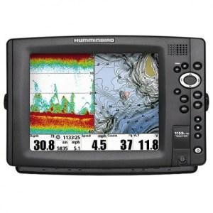 HUMMINBIRD 1159CI HD CHARTPLOTTER FISHFINDER COMBO