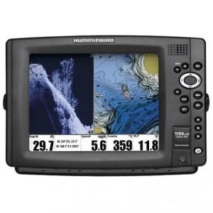 HUMMINBIRD 1159CI HD DI CHARTPLOTTER FISHFINDER COMBO