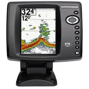 HUMMINBIRD 678C HD FISHFINDER