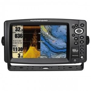 HUMMINBIRD 959CI HD DI CHARTPLOTTER FISHFINDER COMBO