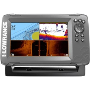 Lowrance HOOK2 7 TripleShot with US Inland Lakes