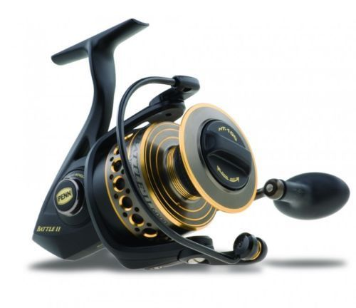 PENN BATTLE II FISHING REEL - MODEL 4000
