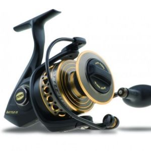 PENN BATTLE II FISHING REEL - MODEL 4000