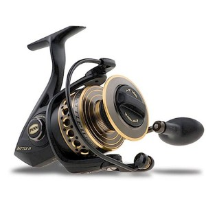 PENN BATTLE II FISHING REEL - MODEL 8000