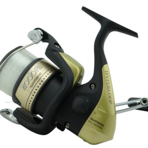 SHIMANO HYPERLOOP 4000 FISHING REEL WITH LINE