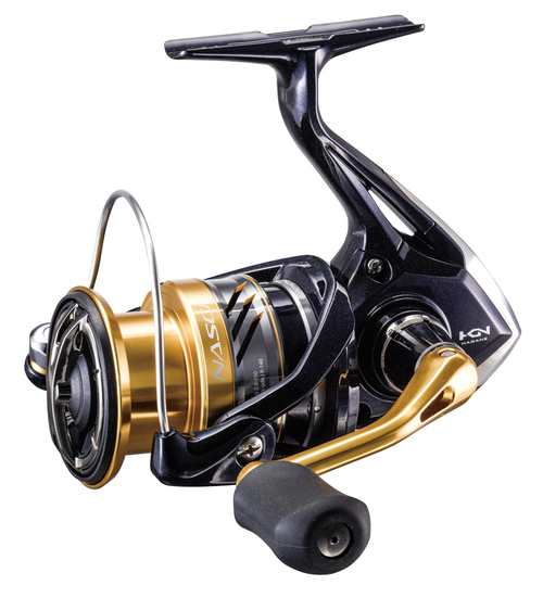 SHIMANO NASCI REEL (SMALL SIZES)