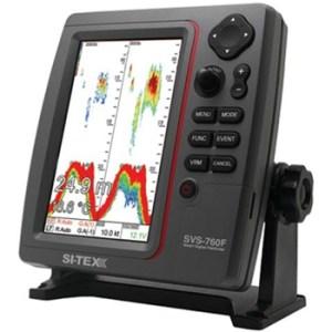 Si-Tex SVS-760F Color Fish Finder