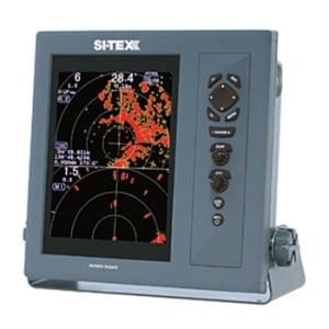 Si-Tex T-2040-3 4kW Color Radar with 3.5' Open Array