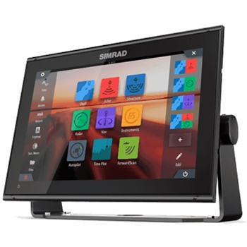 Simrad GO12 XSE with CMAP Charts and Active Imaging Transducer