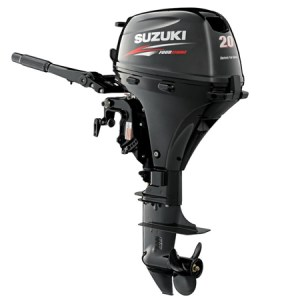 Suzuki 20 HP DF20AS2 Outboard Motor