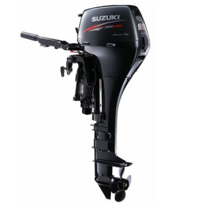 Suzuki 9.9 HP DF9.9BTHX2 Outboard Motor