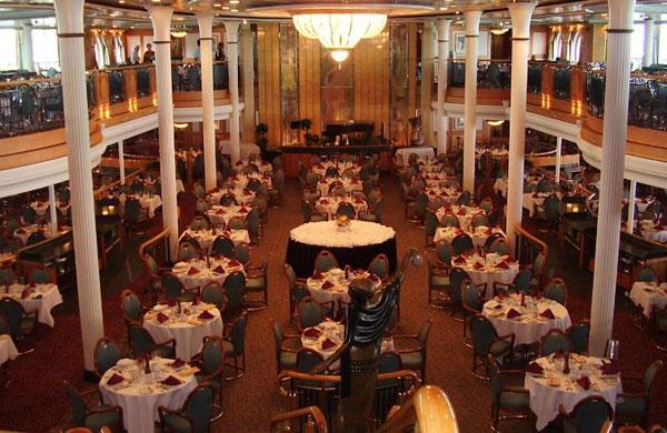 Grandeur Of The Seas Was Refurbished And Modernized