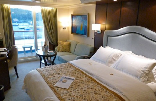 Debut cruise for mv Riviera of Oceania Cruises  Ships For Sale