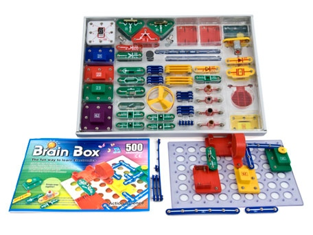 Brainbox 500 Electronic Learning Kit