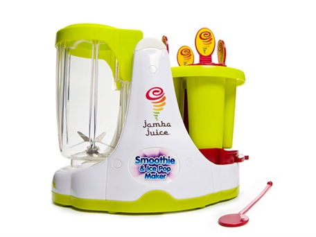 EZ 2 Make Jamba Juice Smoothie & Ice Pop Maker