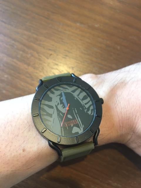 メンズJOKER ヒステリックグラマーの腕時計