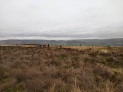 Volunteers on Gun Hill 2