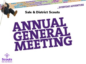 Sale District AGM 2019