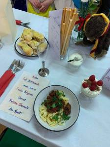 County Beavers Cooking Competition