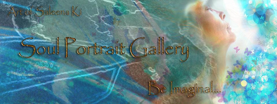 Soul Art created by Saleena Kí aka Joan Ov'Art