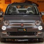 Saleh Group For Cars Fiat 500c Convertible 2020