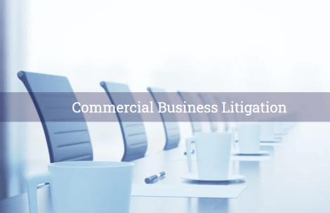 Commercial Business Litigation