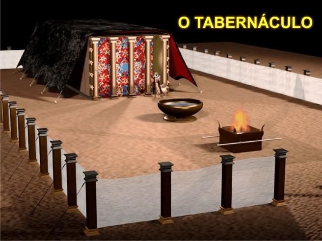 Estudo O tabernculo e a vida crist  Sal e Luz
