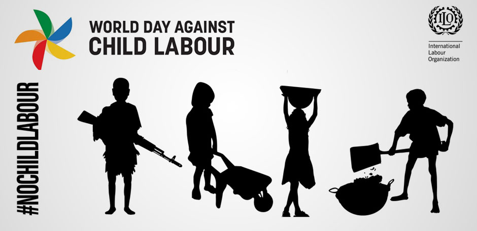 Image result for Anti child labor Day 2019