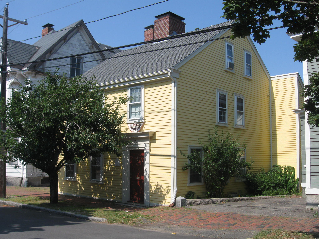 First Period Houses Of Salem Massachusetts Historic Ipswich