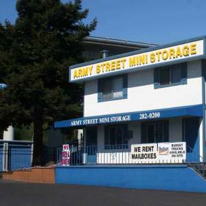 5 UNITS @ Army St Self Storage - San Francisco @ 1100 26th Street, San Francisco, CA 94107, USA 415.282.0200 | San Francisco | California | United States