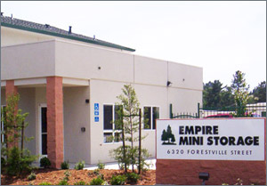 Empire Mini Storage - Healdsburg @ 1200 Grove St, Healdsburg, CA 95448, USA 707-433-3307  | Healdsburg | California | United States