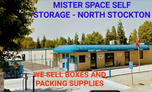 Mister Space Self Storage - Stockton @ 2972 W Swain Rd, Stockton, CA 95219, USA 209.476.0800 | Stockton | California | United States