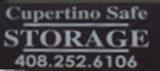 Cupertino Safe Storage - Cupertino @ 10880 Franco Ct, Cupertino, CA 95014, USA 408.252.6106 | Cupertino | California | United States