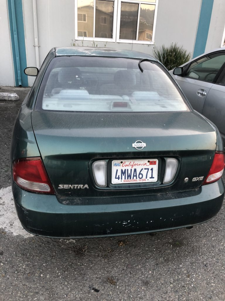 Sale Maker Auctions - 2000 Sentra