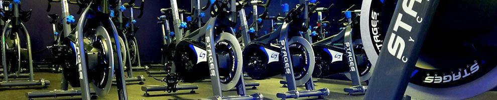 Salem Athletic Club Cycling Studio