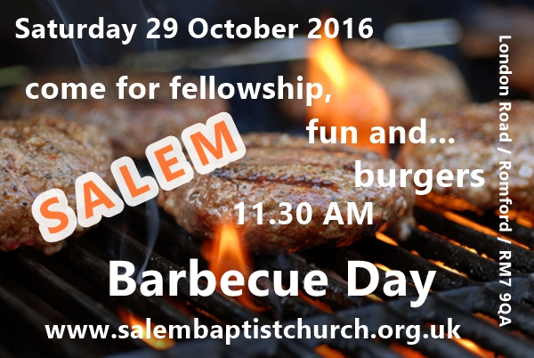 Salem Barbecue Day